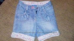 Модные шортики для девочки