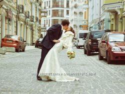 Свадебное платье Pronovias.