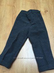 Классические шерстяные брюки Chicco