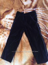 Классические велюровые брюки Chicco