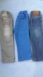 Продам джинсы на мальчика 2-3 года