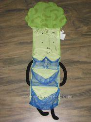 Подвесные карманы для игрушек Брокколи ИКЕА. Наличие Луганск