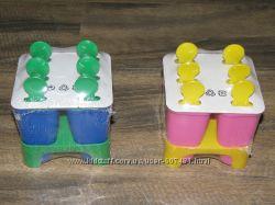 Формочки для мороженого IKEA ИКЕА, разные цвета