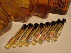 Отливанты оригинальной парфюмерии - готовые.