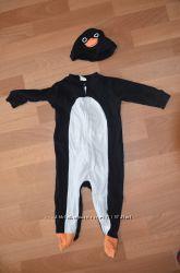 Костюм человечек пингвин