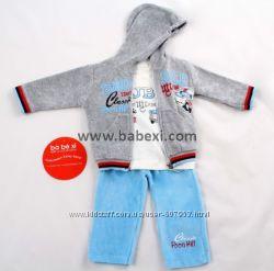Спортивный костюм тройка для малыша. Турция