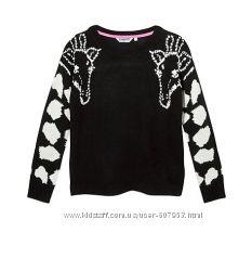 Оригинальный свитер для девочки.