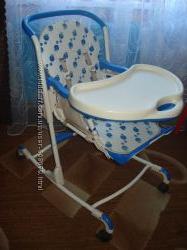 кресло-каталка для кормления