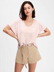 Женская футболка GAP футболки женские в полоску