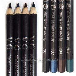 Профессиональные карандаши для глаз