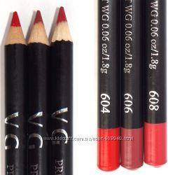 Профессиональные карандаши для губ