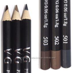 Профессиональные карандаши для бровей