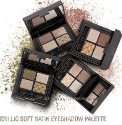 Тени для век Idyllic Soft Satin Eyeshadow Palette Ga-De