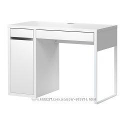 Письменный стол МИККЕ Икеа