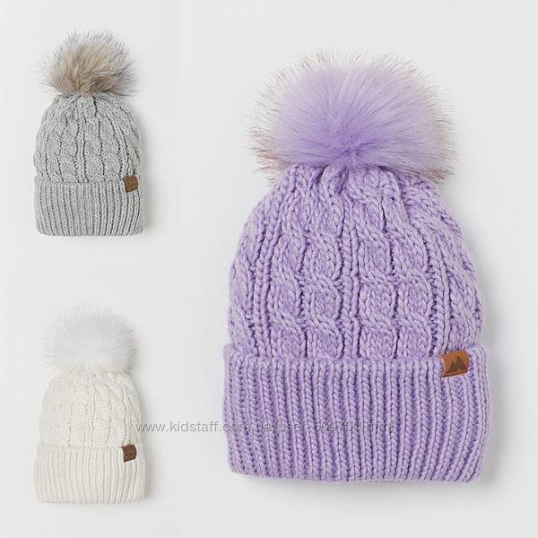 Новые шапки от H&M Германия