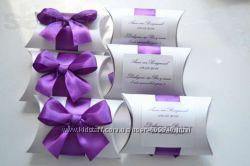 Бонбоньерки день рождения, юбилей, свадьба