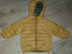 Куртка р.92 Zara