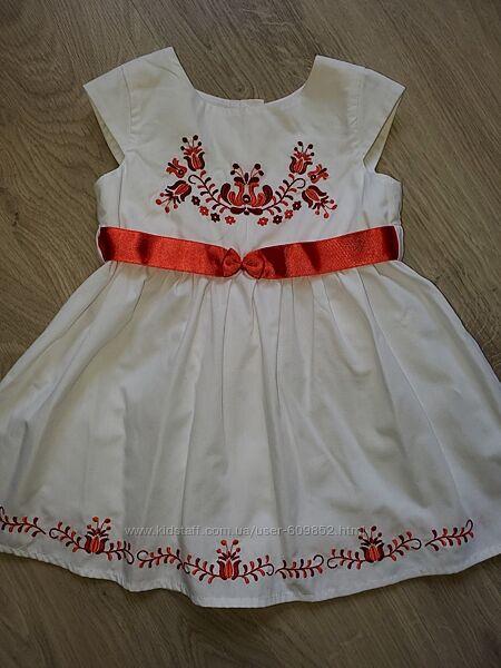 Платье 1,5-3г