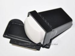 Штамп для стемпинга на силиконовой основе с металлическим скребком