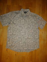 легкая рубашка Остин размер xxl