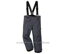 Зимние штаны для мальчика Lupilu. Размер 86-92, 98-104