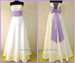Акция Прокат, продажа. Красивейший фасон Дизайнерское свадебное платье
