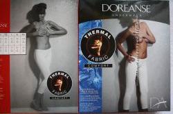 Термобелье женское Doreanse Турция