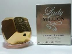 Lady Million Paco Rabanne оригинал