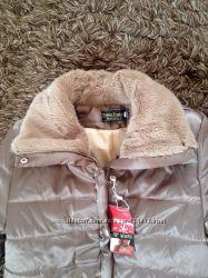 Новая куртка с мехом