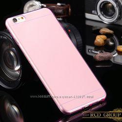 Супер гибкий силиконовый чехол Iphone 6 Plus