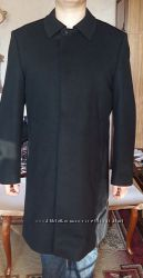 супер пальто Alberto Gianni шерсть с кашемиром, одето один раз