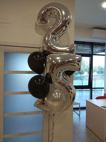 Воздушные шары Киев на свадьбу, шары с гелием Киев, гелиевые шары Киев.