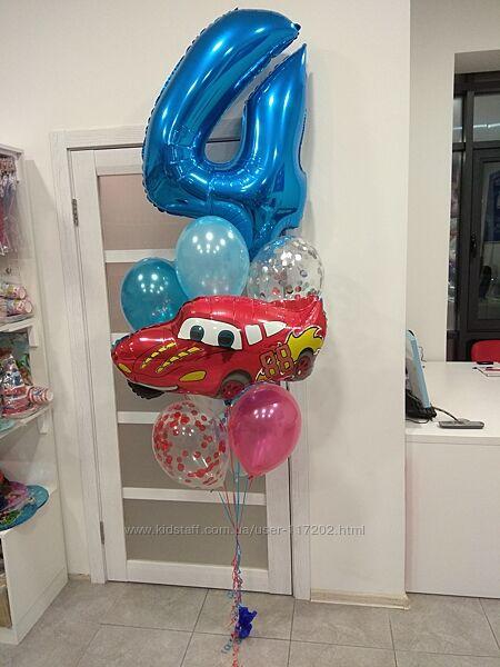 Воздушные шары Киев, украшение шарами, круглосуточная доставка шаров Киев.
