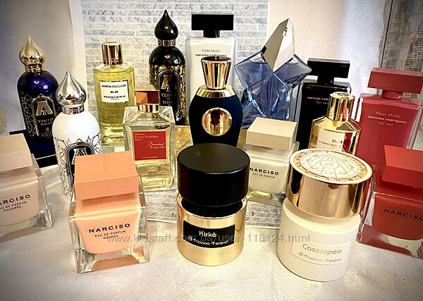 Распив оригинальной парфюмерии 188 ароматов
