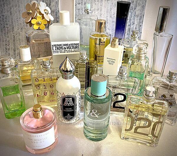 Распив оригинальной парфюмерии 190 ароматов