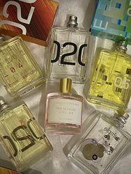 распив Escentric Molecules и Zarkoperfume