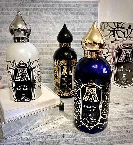 Attar Collection  распив ароматов