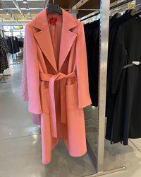 Max Mara шерстяное итальянское пальто