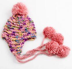 зимние шапочки акция