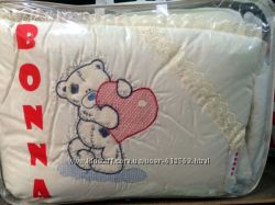 Детское постельное белье Bonna  Вышивка