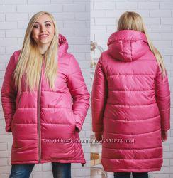 Куртки, пальто, зима, синтепон 200. р. 42, 44, 46, 48-50, 52-54
