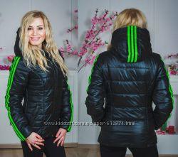 Спортивные курточки весна -осень. р. 42-44, 46, 48-50, 52-54
