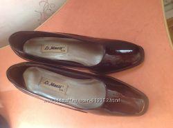 Фирменные женские новые туфли Le Monti, 38 размер