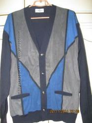 Кофта мужская шерсть 54 размера