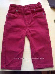 Плотные джинсы унисекс