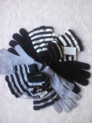 Двойные перчатки primark