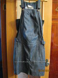 Сарафан джинсовый для беременных.