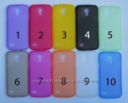 Чехол Samsung Galaxy S4 mini УЛЬТРАТОНКИЙ 10 цветов