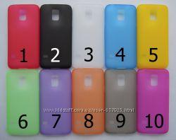 Чехол Samsung Galaxy S5 mini УЛЬТРАТОНКИЙ 10 цветов