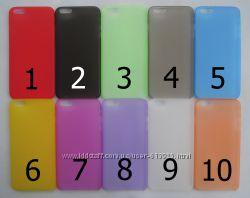 Чехол iPhone 6 Plus 5, 5 дюйма УЛЬТРАТОНКИЙ 10 цветов